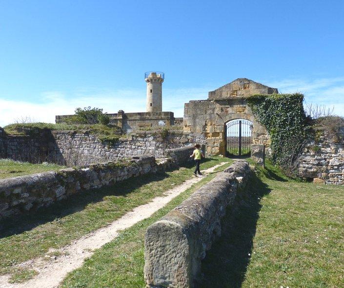 el fuerte de la Galea