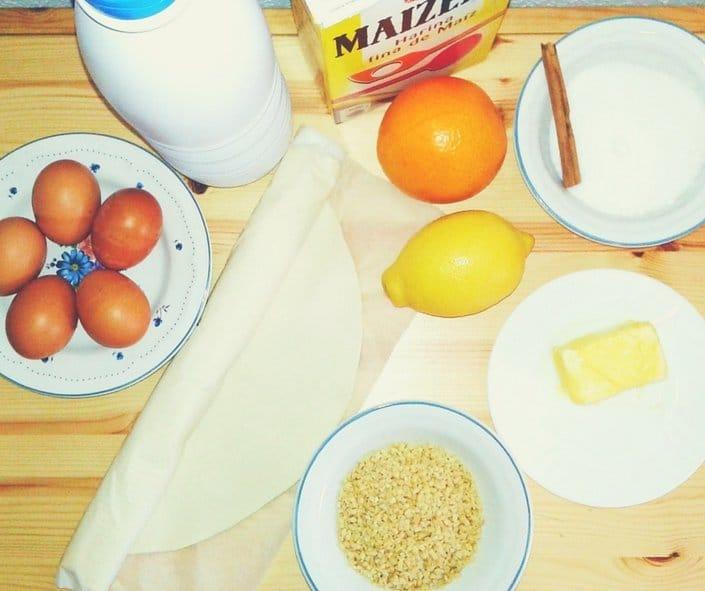 pantxineta ingredientes