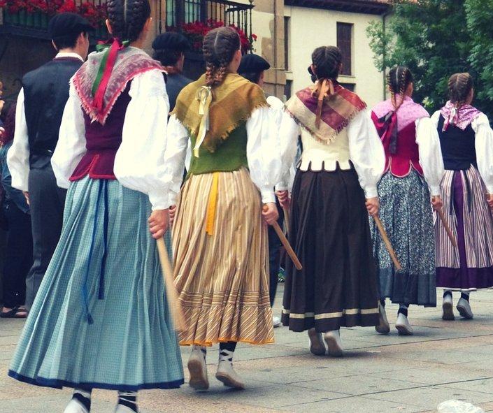 fiestas euskadi